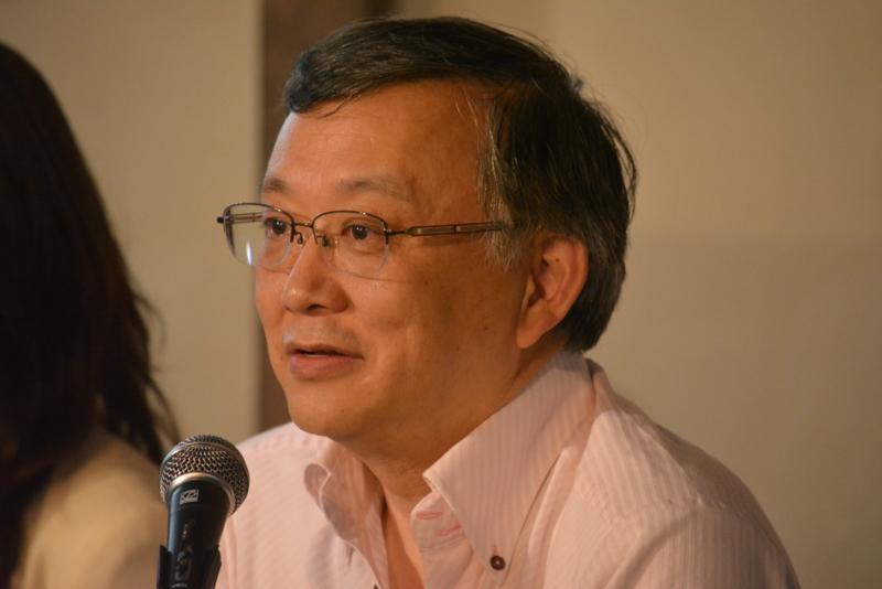 ゲストスピーカー : Norman Nakamura 氏 外国籍県民かながわ会議 第9期委員長 多文化教育連絡協議会会長