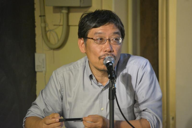 小俣典之さん(NPO法人横浜NGO連絡会 エグゼクティブプロデューサー) http://ynn-ngo.org/ https://www.facebook.com/noriyuki.omata
