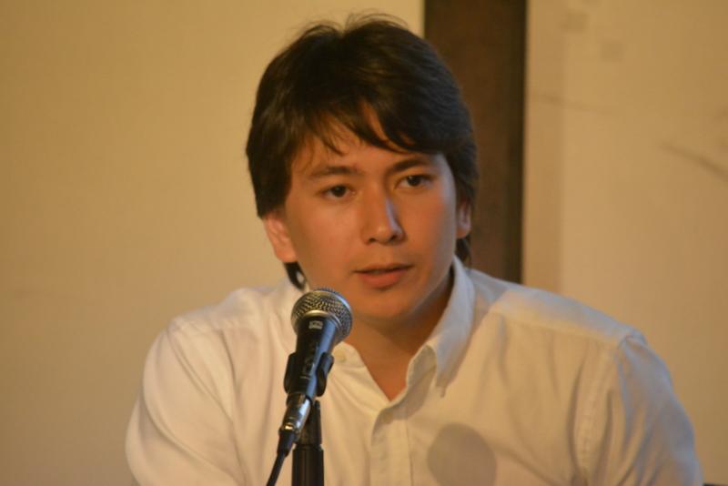富樫泰良さん(Club World Peace Japan 理事長) http://www.clubwpj.com/ https://www.facebook.com/tairatogashi