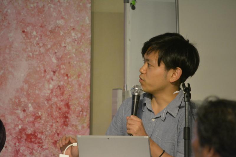 ◎立川 博行さん(慶應義塾大学政策・メディア研究科修士1年) 泰生ビル4階に拠点を置く「ファブラボ関内・FabLab Kannai」管理人。3Dプリンターをはじめとしたデジタル工作機械を用いて、社会実装するための研究として、Urbanfarmingをリサーチしている。 https://www.facebook.com/hiroyuki.tachikawa.98