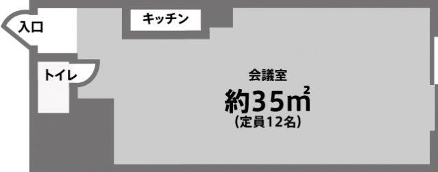 レンタルスペース・会議室(図面)
